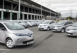 We continue to expand our fleet of E-Car's