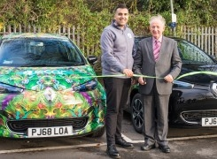 E-Car Club launches in North Solihull