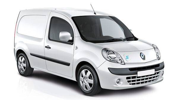 renault kangoo ze van hourly hire e car club. Black Bedroom Furniture Sets. Home Design Ideas