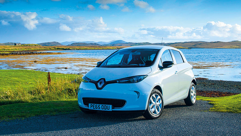 E Car Club Hourly Electric Car Hire